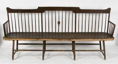 Meet the Windsor settee, an elongated version of the Windsor chair. This article defines the Windsor settee.
