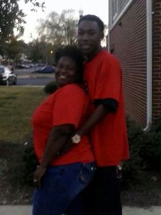 My Cousin Jeseta and her husband Edward...