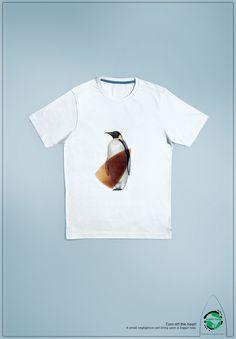Green Yatra - Penguin }-> repinned by www.BlickeDeeler.de