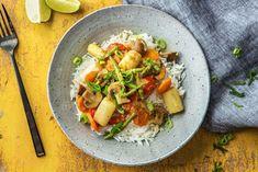 Würziges Kokos-Curry