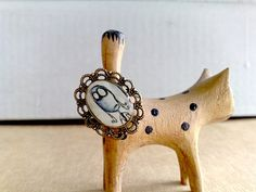 Zeropumpkin's family ajustable ring by zeropumpkin on Etsy, $13.90