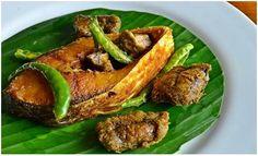 Bengal's Hilsa Fish & Egg Fry Best Tasty Fish :) #TTDD