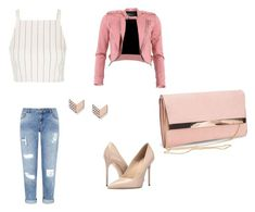 """Women's kit"" by almamehmedovic-79 ❤ liked on Polyvore featuring Miss Selfridge, FRACOMINA, Massimo Matteo, Topshop, FOSSIL and New Look"