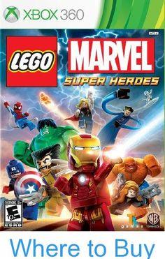 LEGO: Marvel - Xbox 360 #LEGO: #Marvel #Xbox