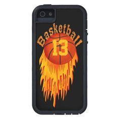 50% OFF IPhone Cases and ALL Cases ends 12-11-2014 11:59 PM PST Code: 5GIFTSFORALL then Flaming Basketball iPhone 5 Case for Boys. Type his JERSEY NUMBER into text box template.  CLICK: http://www.zazzle.com/cool_iphone_5_cases_for_boys_flaming_basketball-179969962187336055?rf=238147997806552929   Tough iPhone 5 Cases and Covers. Many Sports iPhone Cases CLICK: http://www.zazzle.com/littlelindapinda/gifts?cg=196413562739864280&rf=238147997806552929  CALL Linda for Changes or Help or put any…