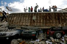 The difference between devastation and disappointment. Haiti, Disappointment, Far Away, Natural, Monster Trucks, Songs, Html, World, 21st Century