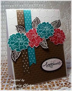 Stampin' Up! Fabulous Florets