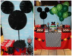 mickey mouse clubhouse 1st birthday party | Real Parties}:: Mickey Mouse-Clubhouse Inspired Birthday Party