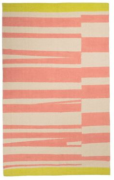 Pin for Later: Print-Lovers Simply Won't Be Able to Resist This Homeware and Decor Oliver Bonas Printed Zeb Stripe Rug Oliver Bonas Printed Zeb Stripe Rug (£32)