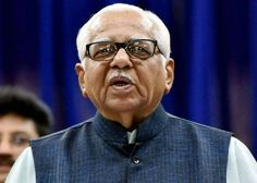 UP Governor Ram Naik admitted to Hospital in Lucknow