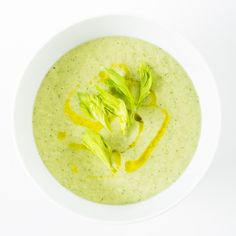 """I love this creamy soup so much, I'd bathe in it."" –Brad Leone, test kitchen manager (super easy!)"