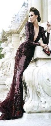 Zuhair murad haute couture Looks amazing! Zuhair Murad, Beautiful Gowns, Beautiful Outfits, Gorgeous Dress, Beautiful Beautiful, Beautiful People, Look Fashion, High Fashion, Classy Fashion