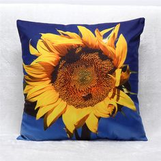 Cheap cushion gel, Buy Quality cushion pillow case directly from China cushion bird Suppliers:         3D Flower Print Sofa Bed Home Decoration Festival Pillow Case Cushion Cover            Specifications: