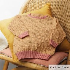 Baby Baby, Baby Kind, Baby Pullover, Panama, Knit Crochet, Knitting, Primavera Estate, Sweaters, Fashion