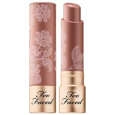 Natural Nudes Lipstick - Too Faced | Sephora