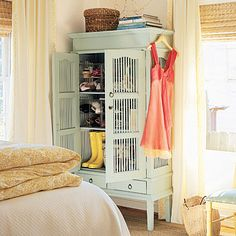 Amoire After - Instant Furniture Makeovers - Southern Living