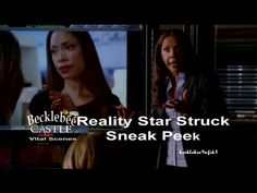 """Castle 5x14 """"Reality Star Struck""""  Sneak Peek 5. Capt Gates turns out to be a big fan of the reality show """"The Wives of Wall Street"""" . Valentine's Day episode. Valentine's Day gift.    Castle Season 5 Episode 14  Castle S05E14  Castle Season 5  Castle 5x14 """"Reality Star Struck"""""""