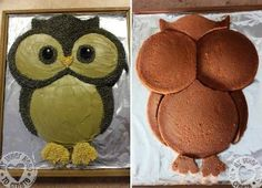 -- ALRP: Related posts NOT served from the cache -->Posts related to DIY Cute Owl CakeHow to Make a Pinata CakeValentine's Day Heart-Shaped Cake RecipeDIY Rainbow Tie-Dye Surprise Cake Owl Cakes, Cupcake Cakes, Cupcakes, Ladybug Cakes, Fruit Cakes, Do It Yourself Food, Decoration Patisserie, Animal Cakes, Cake Pictures