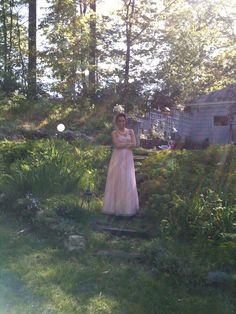 my daughter's prom dress