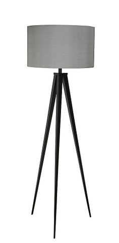 Tripod black/grey by Cool Lighting, Modern Lighting, Lighting Design, Candle Lamp, Mid Century Lighting, Modern Floor Lamps, Tripod Lamp, Modern House Design, Interior Inspiration