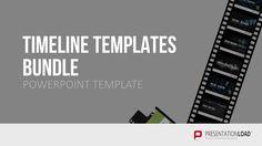 Check out our new #Timeline Bundle! #presentationload