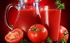 What will happen if you drink tomato juice every day? There are several key benefits why you should drink every day a glass of tomato juice. Smoothie Drinks, Smoothies, Juice Drinks, La Constipation, Acide Aminé, Canning Tomatoes, Tomato Juice, Dietitian, Home Remedies