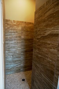 Large walk in master shower #mcbeehomes