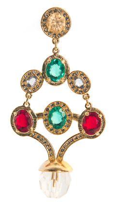 Brinco Desenvolvido por mim para coleção jóias da coleção da estilista Fabiana Milazzo