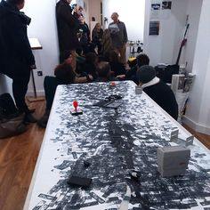The Agreement (Plus Minus), 2015 - Drawing performance. Lab451London; PLAY A night of live performances & Visual Arts curated by Geraldine Gallavardin