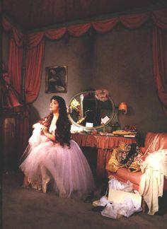 """ Sarah Brightman, The Opera of the Phantom Vanity Fair, 1988 Paris, Opéra Garnier """