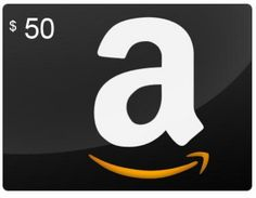 $50 Amazon Gift Card Giveaway {US CA} 10/04/2016 via... sweepstakes IFTTT reddit giveaways freebies contests