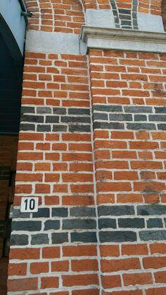 Gevel Nachtegaelestraat Knokke-Heist