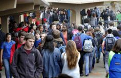 Racial segregation is still an issue in some schools