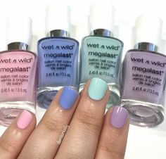 (UPDATED) Wet n Wild Limited Edition Spring 2016 Spring into the Wild Collection (with Reader Swatches) | Nouveau Cheap