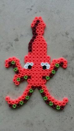 Octopus perler