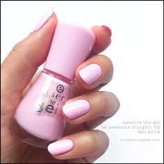 Essence Be Awesome Tonight! – Essence The Gel Nail Polish