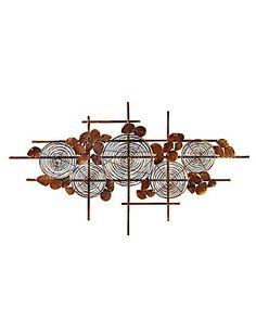 Koop heine home - Wanddecoratie roestbruin in de Heine online-shop