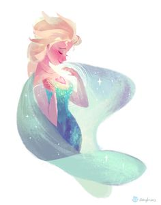 The Great Thaw ~Elsa, Frozen