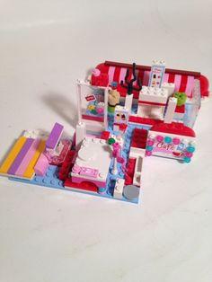 Lego City Park Cafe Spare Parts 3061   | eBay