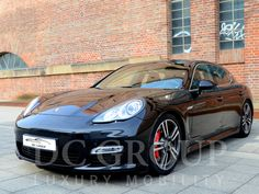 Porsche Panamera Turbo for hire in Barcelona and other parts of the Western Europe. To hire Porsche Panamera Turbo call us: +34 952 773943