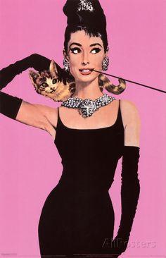 Audrey Hepburn Masterprint at AllPosters.com