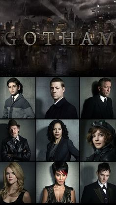 Gotham TV Show | gotham tv show iPhone5s Wallpaper for iPhone 4S and iPhone 5S Devices