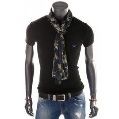 Collection T-shirt homme Armani 2014 disponible sur http://www.damon.fr