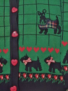 Do you love #Scotty #dogs #Scotties or know someone who does? You found the perfect sweater! #www.nycfintessfamilyfinds.net