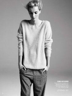 Denisa Dvorakova for STYLEBY #11 shot by Ryan Michael Kelly