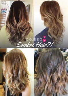 O Que é O Sombré Hair?!