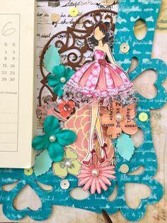 Iris Atelie: Novo projeto - Prima Dolls