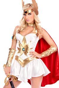 Sexy She-Ra Costume