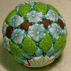 "Kimekomi Ball  Pretty ""Flowers"""