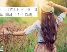 Store-bought hair products are full of chemicals that damage your hair. Find out how to switch to a natural hair care routine and help your tresses thrive! Natural Beauty Tips, Natural Hair Care, Natural Hair Styles, Long Hair Styles, Eco Beauty, Hair A, Grow Hair, Your Hair, Hair Type